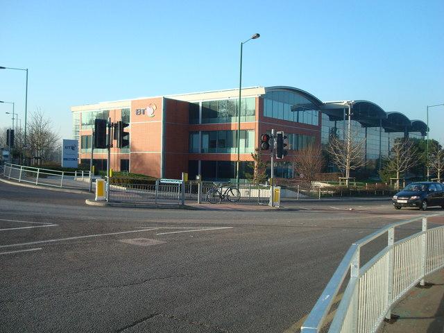 BT Workstyle Building, Sevenoaks, Kent