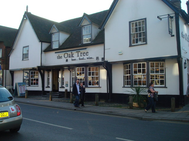 The Oak Tree Public House, Sevenoaks, Kent