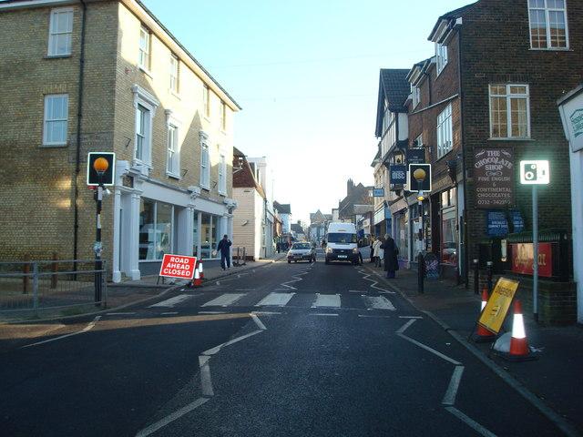 London Road, Sevenoaks, Kent