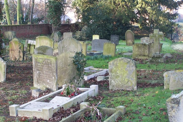 Cemetery at St Mary's
