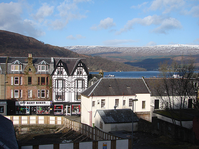 High Street, Fort William