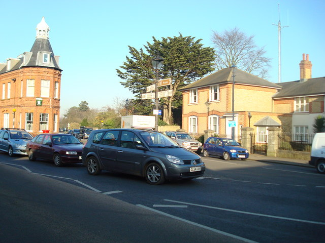 Dartford Road, Junction with Seal Hollow Road