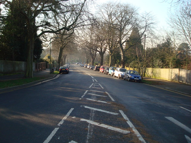 St. Botolph's Road, Sevenoaks, Kent
