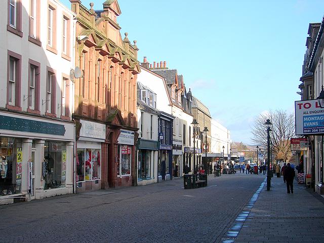 High Street, Fort William