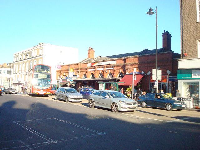 Putney Railway Station