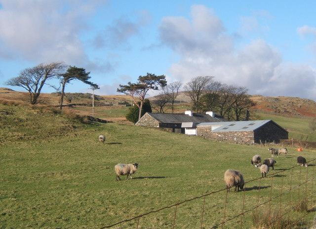 Fields around Whinfield Ground