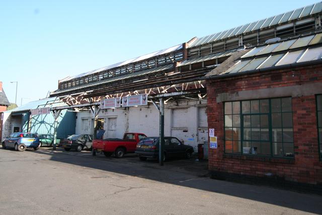 Old Dye Mill, Kidderminster