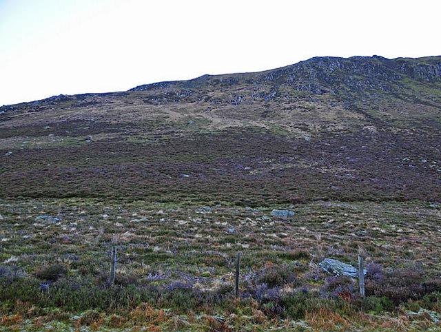 The Scurran, in the Sma' Glen