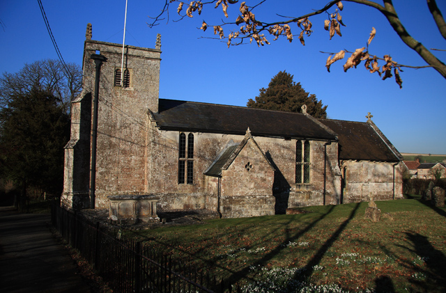 Church of St Augustine - Upton Lovell