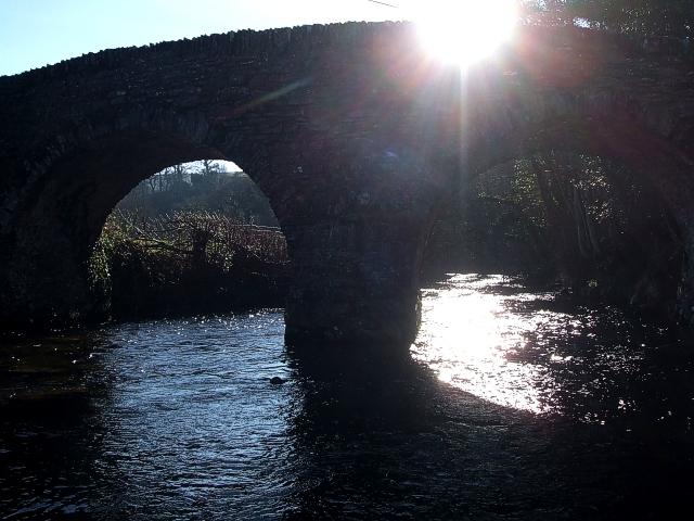 Malmsmead Bridge Arches
