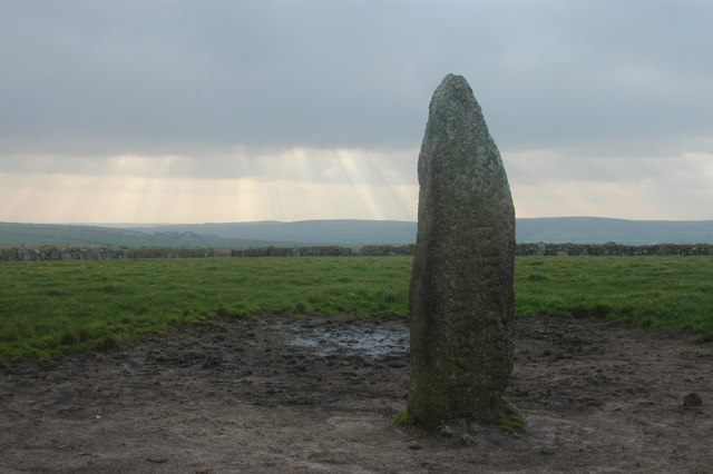 Men Scryfa - Inscribed Stone