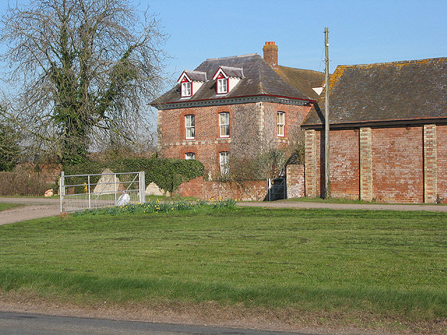 Rymes Place farmhouse