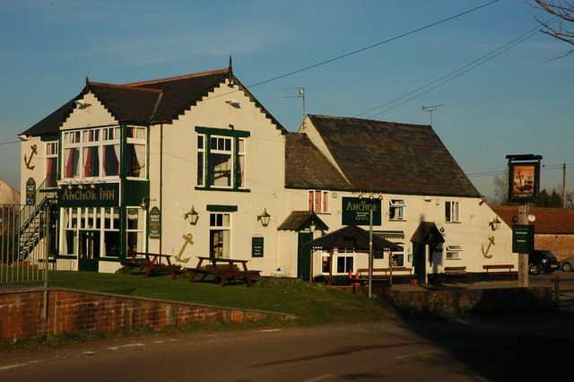 The Anchor, Epney