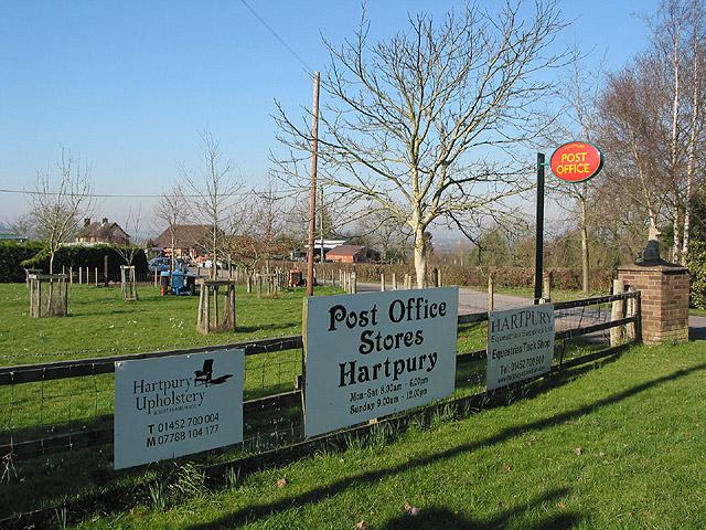 Post Office, Hartpury