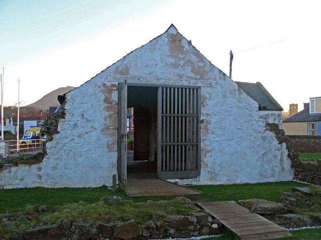 St Andrew's Old Kirk, North Berwick