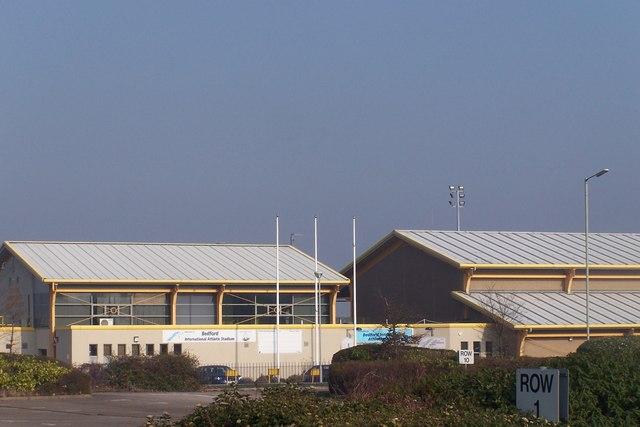 Bedford International Athletics Stadium