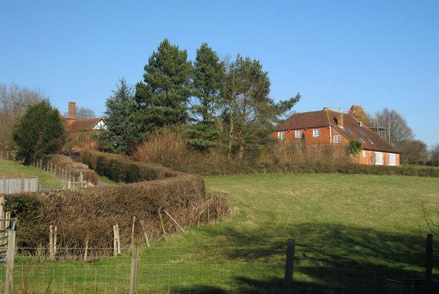Buckhurst Oast, Sissinghurst Road, Sissinghurst, Kent