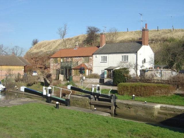 Red Hill lock