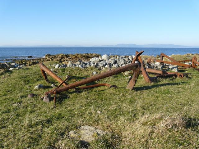 Ancient anchors