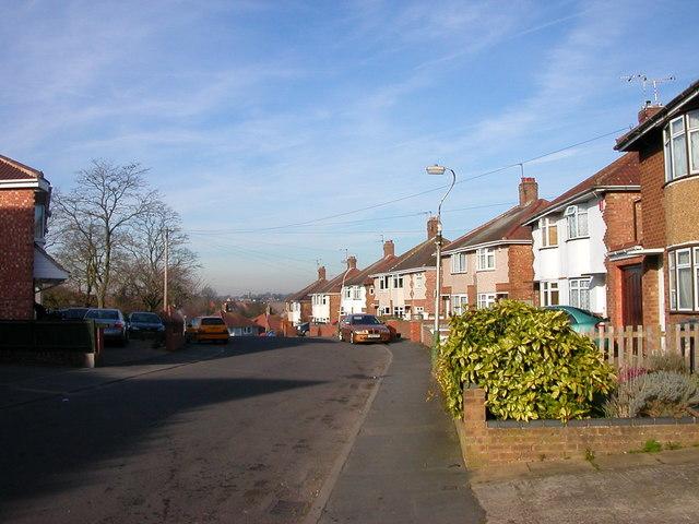 Hillmorton-Fenwick Drive
