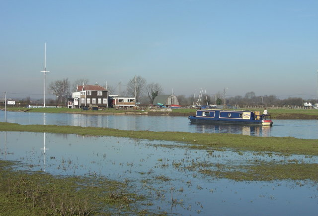 Between Soar Mouth and Trent Lock