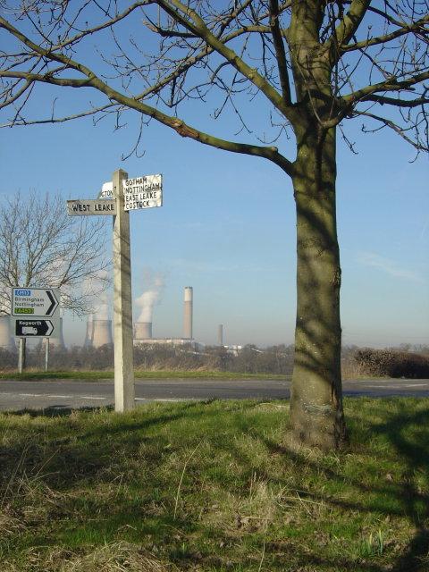 New Kingston Cross Roads