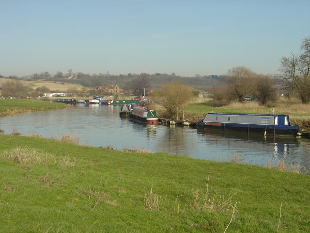 River Soar near Red Hill