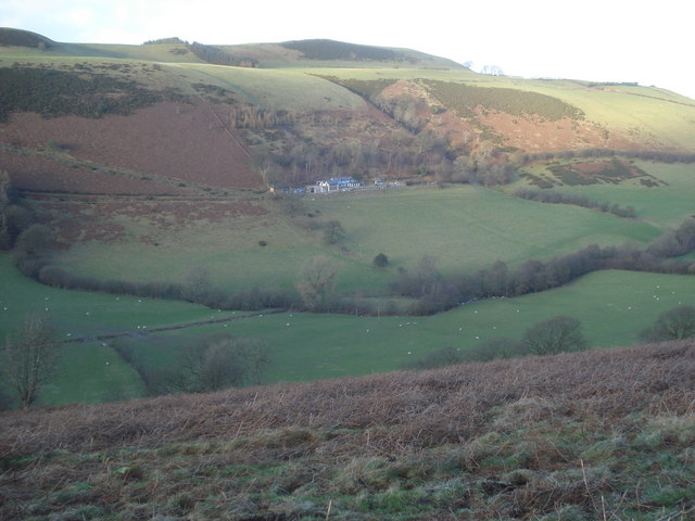 Cwm Gwalley and Castle Hill