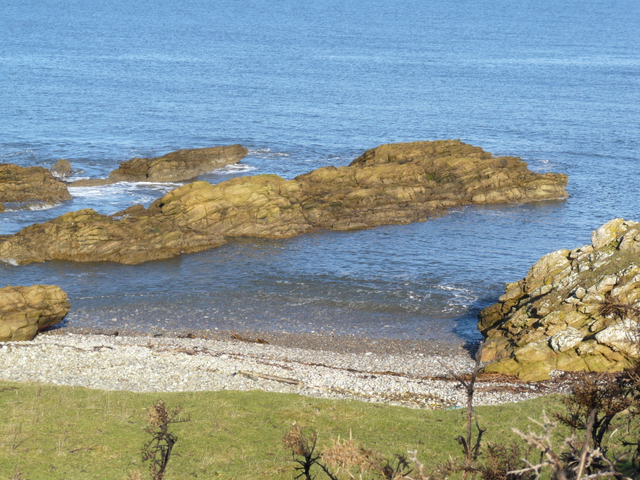 Inlet near Wilkhaven