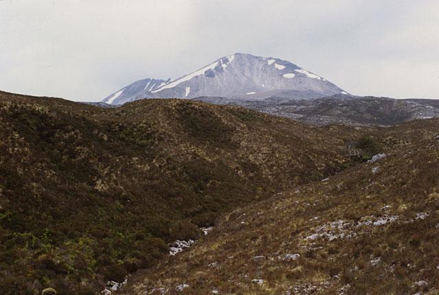 Hillside north of the Allt Sguabaidh