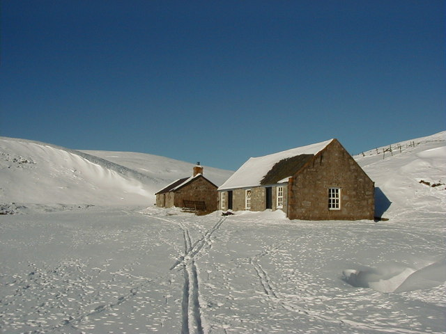 Sheil in winter