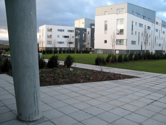 Student accommodation, Queen Margaret's University