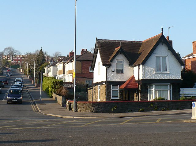 Former Lodge, Gaer Road