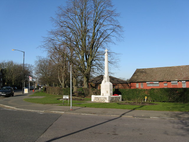 War Memorial, Old Coulsdon