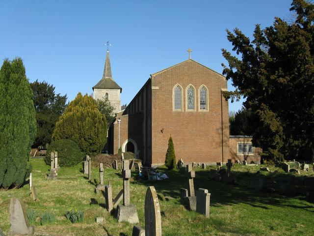 Church of St. John the Evangelist, Old Coulsdon