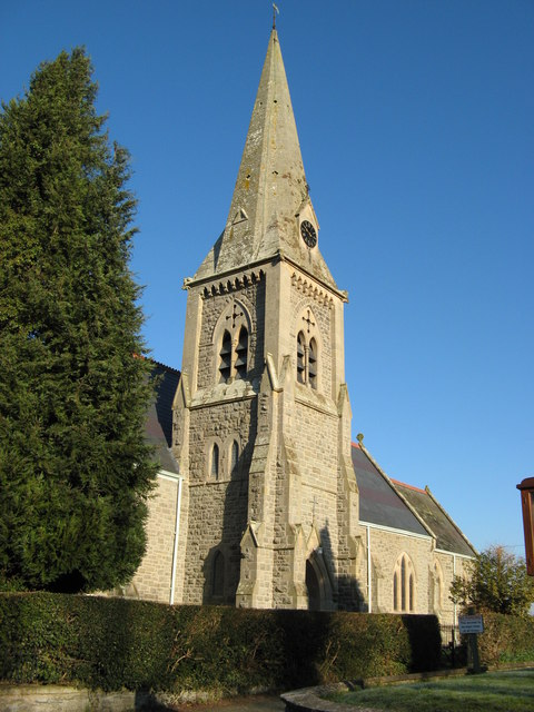 St Tyssil Parish Church