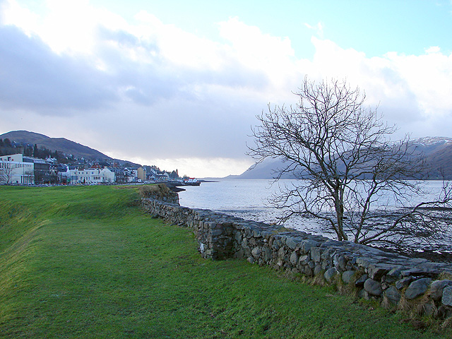 Loch Linnhe towards the sea