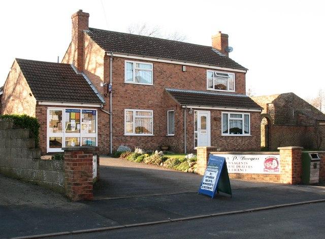 Pickhill village stores