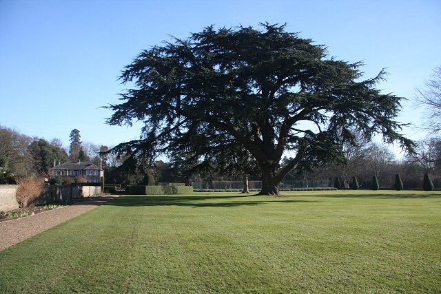 Grounds of Culford School