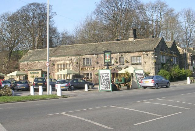 The Stansfield Arms - Apperley Lane