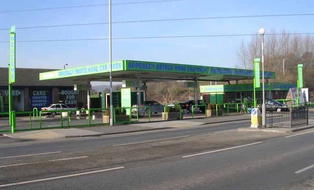 Apperley Bridge Hand Car Wash - Harrogate Road