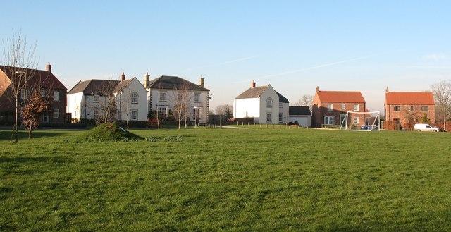 Sinderby village green