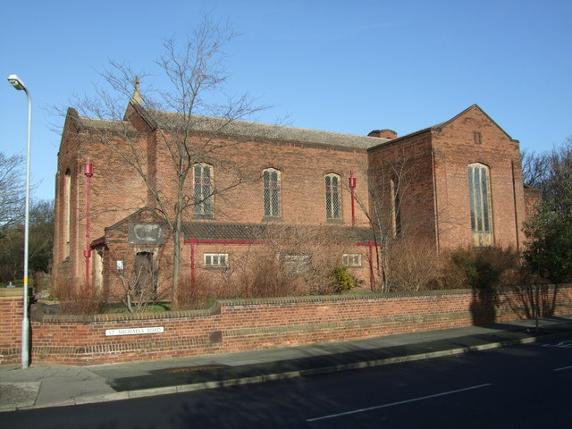St Michael's Church, Blundellsands