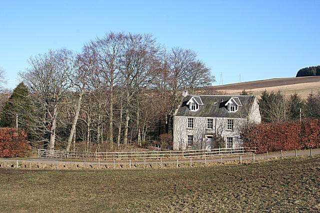 Mossend House