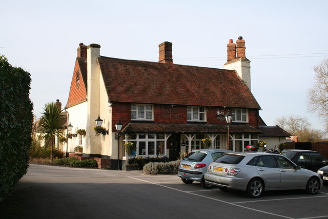 The 'Water Witch', Colt Hill, Odiham