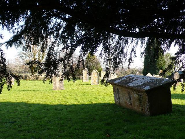 Longburton Churchyard, Dorset