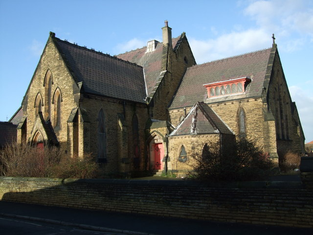 St John's church, Waterloo (east end)