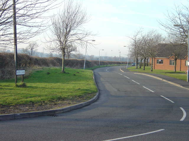 Moor Lane, Normanton