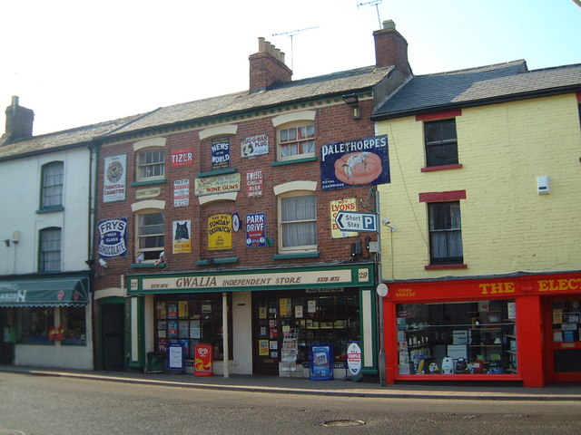 Gwalia Independent Store, Ross-on-Wye