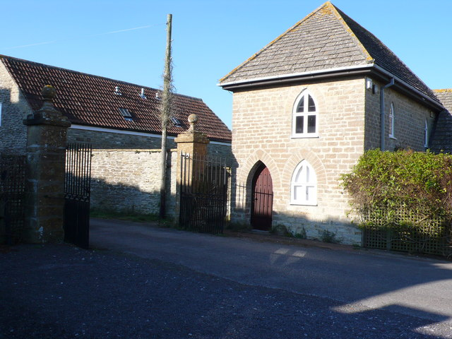 Lodge to West Hall Longburton